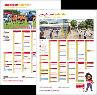 jeugdsportkalender